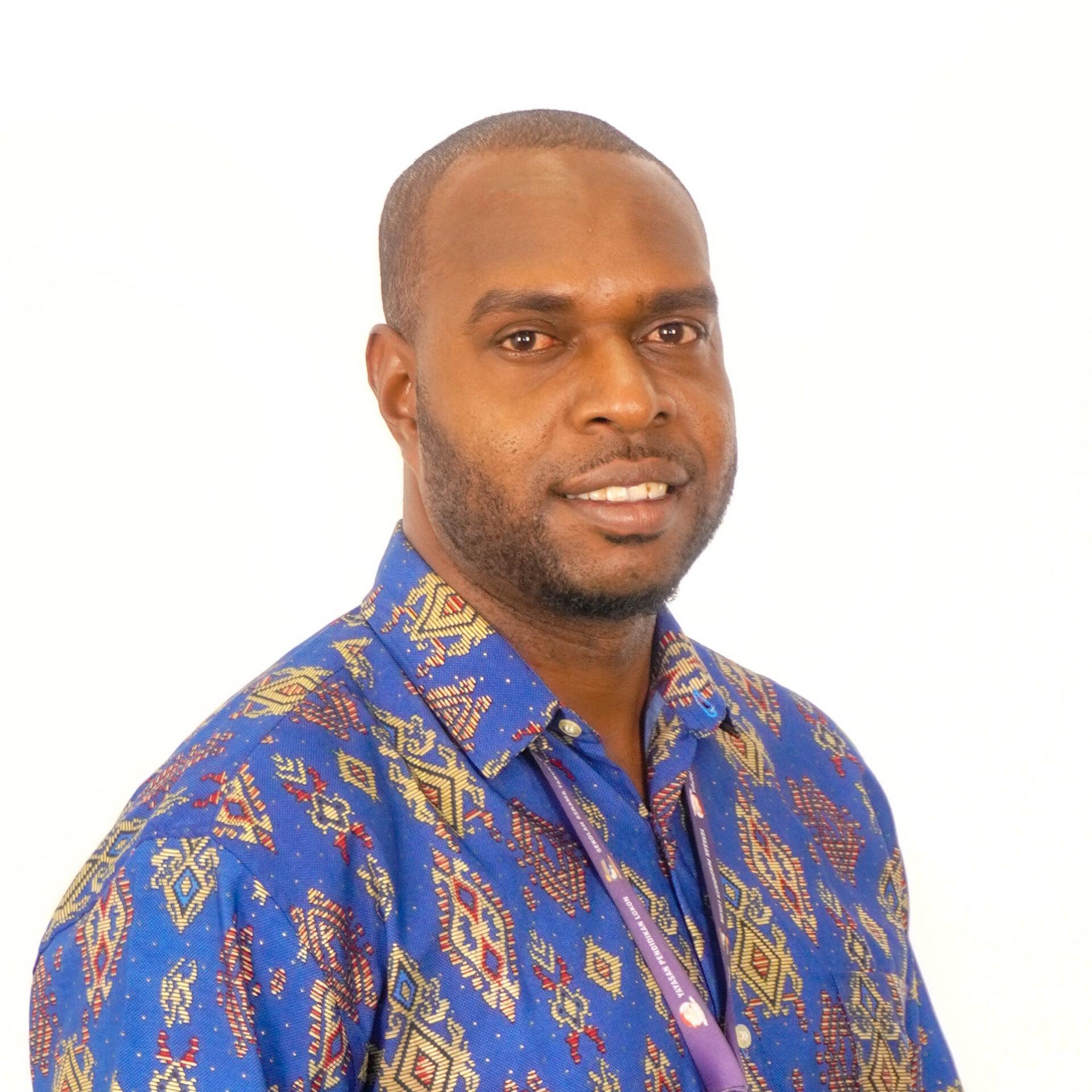 THOMAS ALEXANDER MAURI(Waka Asrama Bidang Humas)
